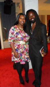 Embassy Guest and Rocky Dawuni